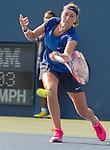 Petra Kvitova (CZE) defeats Kristina Mladenovic (FRA) 6-1, 6-0
