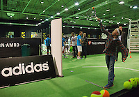 10-02-14, Netherlands,Rotterdam,Ahoy, ABNAMROWTT,, , <br /> Photo:Tennisimages/Henk Koster