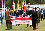 Buckinghamshire & Milton Keynes Armed Forces Day  27th June 2015