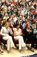 Manifestazione  di Forza Italia<br /> nella foto Mara Carfagna e Francesca Pascale, michela brambilla