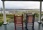 Details and Landscape at Fischer's Loft, Port Rexton, Newfoundland