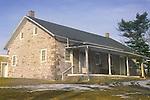 Quaker Meeting House.Pennsdale, Pennsylvania