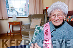 Johanna Griffiin from The Revenue, Valentia celebrated her century plus two birthday on Friday.