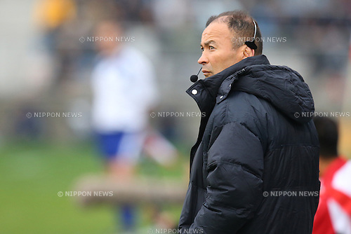 Eddie Jones (JPN),<br /> NOVEMBER 8, 2014 - Rugby : <br /> International rugby friendly match <br /> between Japan XV 18-20 Maori All Blacks <br /> at Chichibunomiya Rugby Stadium, Tokyo, Japan. <br /> (Photo by Shingo Ito/AFLO SPORT) [1195]