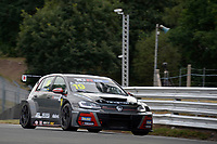 #19 Andreas BACKMAN (SWE) WestCoast Racing Volkswagen Golf GTI TCR  during TCR UK Championship  as part of the BRSCC TCR UK Race Day Oulton Park  at Oulton Park, Little Budworth, Cheshire, United Kingdom. August 04 2018. World Copyright Peter Taylor/PSP. Copy of publication required for printed pictures.