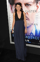Lisa Edelstein at the Los Angeles premiere of &quot;Transcendence&quot; at the Regency Village Theatre, Westwood.<br /> April 10, 2014  Los Angeles, CA<br /> Picture: Paul Smith / Featureflash