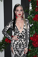 WEST HOLLYWOOD, CA - NOVEMBER 30: Mynxii, at LAND of distraction Launch Event at Chateau Marmont in West Hollywood, California on November 30, 2017. Credit: Faye Sadou/MediaPunch