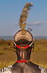 Karo Tribe, Lower Omo River, Ethiopia