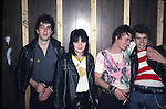 Joan Jett 1980 and The Blackhearts
