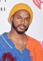 CARSON, CA - JUNE 01: Trevor Jackson attends 2019 iHeartRadio Wango Tango at The Dignity Health Sports Park on June 01, 2019 in Carson, California.<br /> CAP/ROT/TM<br /> ©TM/ROT/Capital Pictures