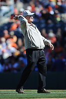 June Raines (Former Head Coach) South Carolina Gamecocks (Photo by Tony Farlow/Four Seam Images)