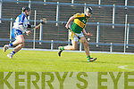 Kerry v Waterfordin their Munster.Minor clash at Fitzgerald Stadium.