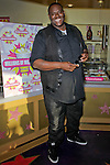 "ABRAHAM MCDONALD. The Island Def Jam artist launches ""The Miracle Shake"" at Millions of Milkshakes. West Hollywood, CA, USA. April 24, 2010."