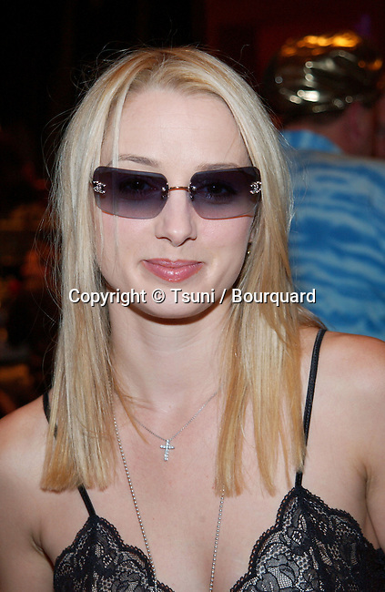 Willa Ford at the Radio MegaBlast, a two-day event packed with live radio broadcasts, receptions, concerts, awards ceremonies and more at the Aladdin Resort and Casino,  Thursday, Oct. 25, 2001. FordWilla01.jpg