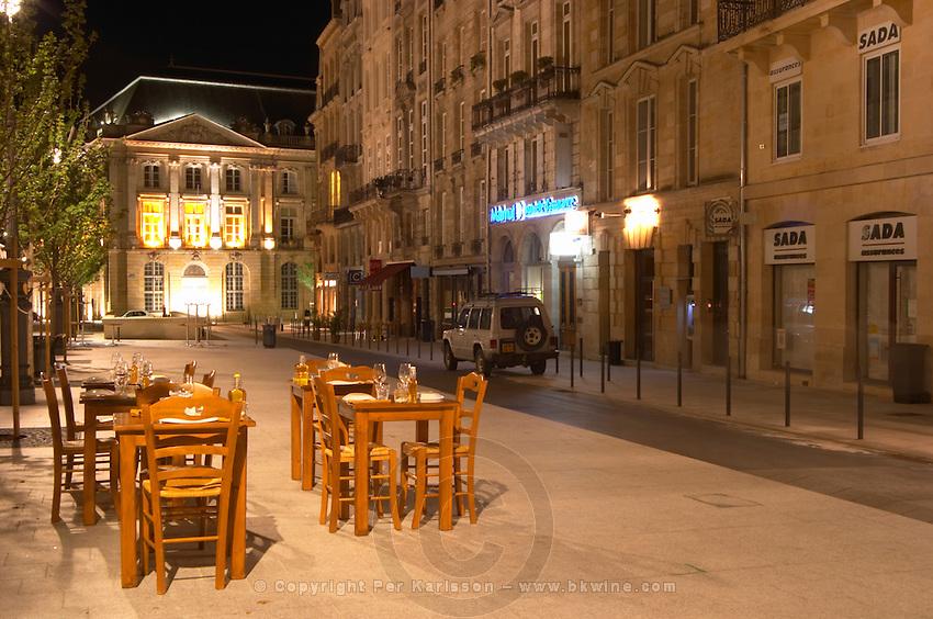 Restaurant Elio's. Sardinian specialities. On Cours du Chapeau Rouge. Corsican specialities. Bordeaux city, Aquitaine, Gironde, France