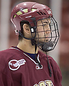 Benn Ferreiro - The Boston College Eagles defeated the Providence College Friars 4-1 on Saturday, January 7, 2006, at Schneider Arena in Providence, Rhode Island.
