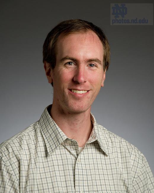 Scott Howard..Photo by Matt Cashore/University of Notre Dame