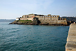 Castle Cornet, St Peter Port, Guernsey, Channel Islands, UK