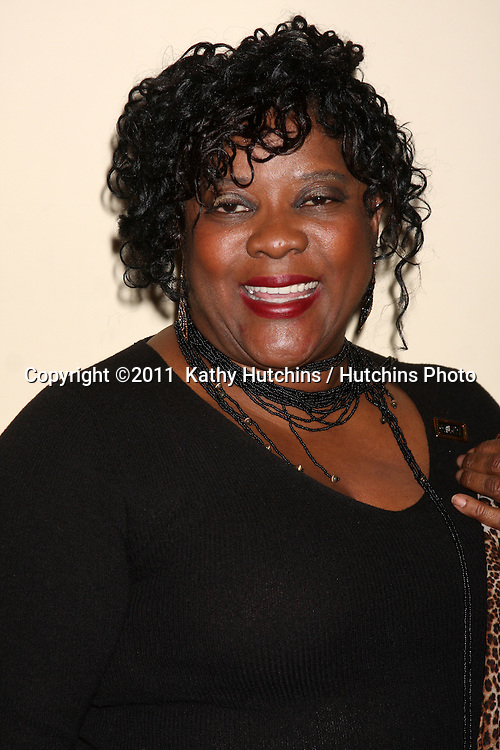 """LOS ANGELES - FEB 17:  Loretta Devine arrives at the Opening of """"Ethel Merman's Broadway"""" at El Portal Theater on February 17, 2011 in No. Hollywood, CA"""