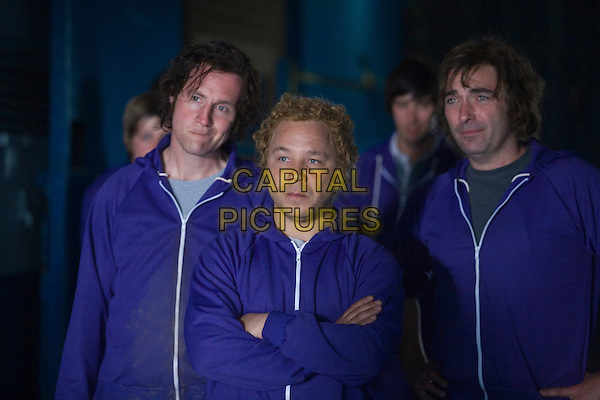 PETER McDONALD, STEPHEN GRAHAM & MARK CAMERON.in The Damned United.*Filmstill - Editorial Use Only*.CAP/FB.Supplied by Capital Pictures.