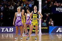 Pulse&rsquo; Katrina Rore during the ANZ Premiership - Pulse v Stars at TSB Arena, Wellington, New Zealand on Monday 13 May 2019. <br /> Photo by Masanori Udagawa. <br /> www.photowellington.photoshelter.com