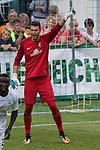 12.07.2017, Sportplatz, Zell am Ziller, AUT, TL Werder Bremen 2017 - FSP Werder Bremen (GER) vs Wolverhampton Wanderers (ENG), <br /> <br /> im Bild<br /> Jiri Pavlenka (Werder Bremen #1)<br /> <br /> <br /> Foto &copy; nordphoto / Kokenge