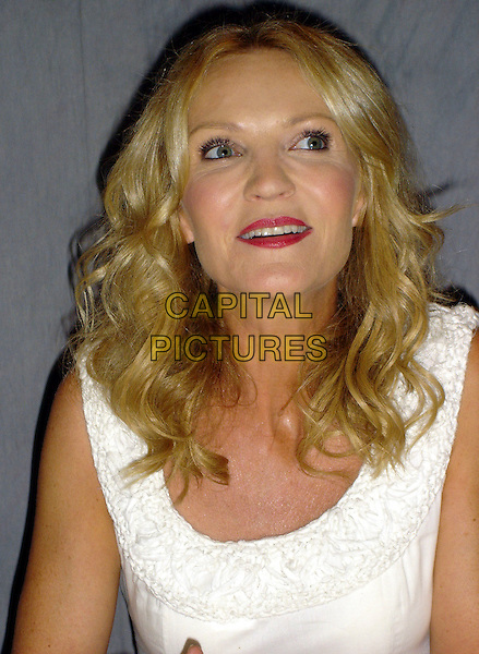 """JOAN ALLEN.Photocall for """"The Bourne Ultimatum"""" at The Four Seasons, California, USA..July 21st, 2007.headshot portrait.CAP/AW.©Anita Weber/Capital Pictures"""