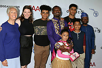 LOS ANGELES - OCT 10:  Jessica Oyelowo, David Oyelowo, Family at the GEANCO Foundation Hollywood Gala at the SLS Hotel on October 10, 2019 in Beverly Hills, CA