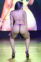 CIDADE DO MÉXICO, MÉXICO, 30.09.2019 - MISS-BUMBUM - Yeizzy Munoz durante a final do concurso Miss Bumbum World na  ForoTotal Play na Cidade do México na capital mexicana nesta segunda-feira, 30.  (Foto: William Volcov/Brazil Photo Press)