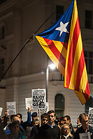 Catalan Demo Spanish Embassy 18-10-17