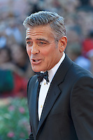 "George Clooney attends ""The Gravity"" photocall during the 70th Venice Film Festival in Italy, on  August 27, 2013. (Photo by Adamo Di Loreto/BuenaVista*photo)"
