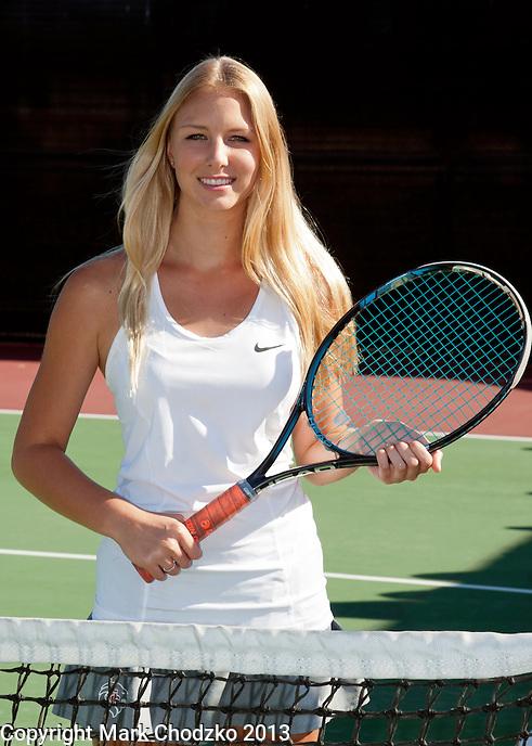 JSerra Catholic High School woman tennis player.