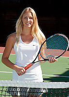 JSerra Catholic High School woman tennis player.