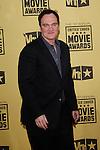 January 15, 2010:  Quentin Tarantino arrives at the 15th Annual Critics' Choice Movie Awards held at the Palladium in Los Angeles, California. .Photo by Nina Prommer/Milestone Photo