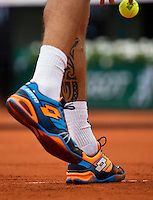 Paris, France, 23 june, 2016, Tennis, Roland Garros, Lukas Rosol (CZE)<br />