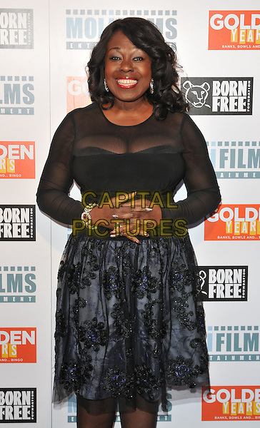 Ellen Thomas attends the &quot;Golden Years&quot; charity film premiere in aid of the Born Free Foundation, Odeon Tottenham Court Road cinema, Tottenham Court Road, London, UK, on Thursday 14 April 2016.<br /> CAP/CAN<br /> &copy;CAN/Capital Pictures