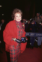 Barbara Walters 1992 by Jonathan Green