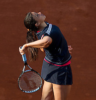 Marion Bartoli..Tennis - Grand Slam - French Open- Roland Garros - Paris - Mon May 28th 2012...© AMN Images, 30, Cleveland Street, London, W1T 4JD.Tel - +44 20 7907 6387.mfrey@advantagemedianet.com.www.amnimages.photoshelter.com.www.advantagemedianet.com.www.tennishead.net