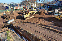 2011 11-18 CCSU New Academic / Office Building Construction Progress Photos | 2nd Progress Shoot