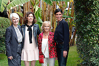 Loretta Goggi, Ana Caterina Morariu, Cinzia Th Torrini, Anna Valle<br /> Roma 06-03-2017. Serie Tv Rai 'Sorelle' Photocall<br /> Foto Samantha Zucchi Insidefoto