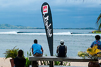 Tavarua Island, Fiji. The surf break Restaurants.   Photo: joliphotos.com
