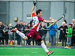 ALMERE - Hockey - Hoofdklasse competitie heren. ALMERE-HGC (0-1) .Andrin Rickli (Almere)     COPYRIGHT KOEN SUYK