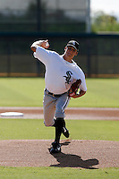 Justin Collop - Chicago White Sox 2009 Instructional League. .Photo by:  Bill Mitchell/Four Seam Images..