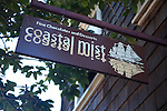 Coastal Mist fine chocolates and desserts.