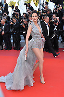 "CANNES, FRANCE. May 16, 2019: Frederique Bel  at the gala premiere for ""Rocketman"" at the Festival de Cannes.<br /> Picture: Paul Smith / Featureflash"