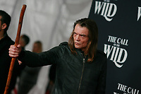 HOLLYWOOD, CA - FEBRUARY 13; Micah Fitzgerald at The Call Of The Wild World Premiere on February 13, 2020 at El Capitan Theater in Hollywood, California. Credit: Tony Forte/MediaPunch