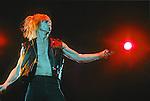 Various live photographs of musician, Iggy Pop.