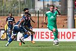 11.01.2019, Bidvest Stadion, Braampark, Johannesburg, RSA, FSP, SV Werder Bremen (GER) vs Bidvest Wits FC (ZA)<br /> <br /> im Bild / picture shows <br /> Warren Granwald Scott (Bidvest Wits FC #12), Daylon Kayton Claasen (Bidvest Wits FC #14), Philipp Bargfrede (Werder Bremen #44), <br /> <br /> Foto © nordphoto / Ewert
