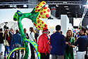 MIAMI BEACH, FL - DECEMBER 04: General view during Art Basel Miami Beach on December 4, 2019 in Miami Beach, Florida. Art Basel represents over 250 art galleries onsite at the Miami Beach Convention Center. It is considered one of the world's largest art festivals and has art events throughout the city.  ( Photo by Johnny Louis / jlnphotography.com )