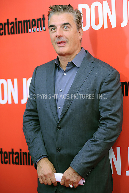 WWW.ACEPIXS.COM<br /> September 12, 2013...New York City<br /> <br /> Chris Noth attending 'Don Jon' New York Premiere at SVA Theater on September 12, 2013 in New York City.<br /> <br /> Please byline: Kristin Callahan/Ace Pictures<br /> <br /> Ace Pictures, Inc: ..tel: (212) 243 8787 or (646) 769 0430..e-mail: info@acepixs.com..web: http://www.acepixs.com